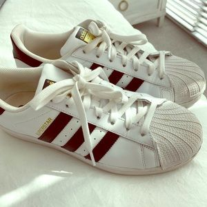 Adidas Superstar Classic - Black and White
